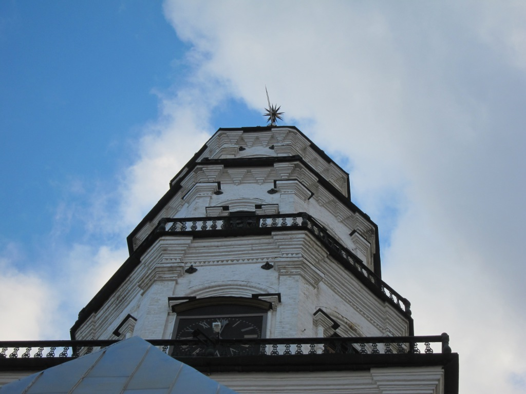 The Leaning Tower of Nevyansk