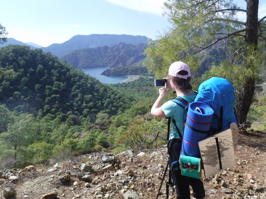 Lycian Way, light hiking in South of Turkey. Individual dates for groups 2-4people
